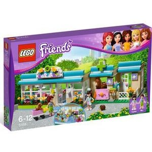 Lego Friends 3188 Il Veterinario di Heartlake City