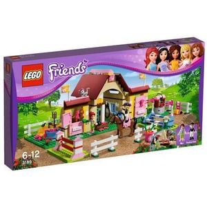 Lego Friends 3189 La scuderia di Heartlake