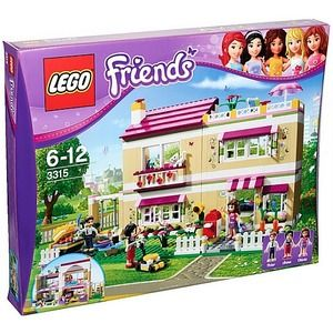 Lego Friends 3315 La Villetta di Olivia