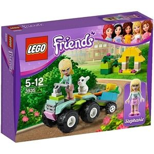 Lego Friends 3935 La Macchina di Stephanie