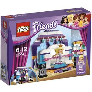 Lego Friends 41004 Prove sul palcoscenico