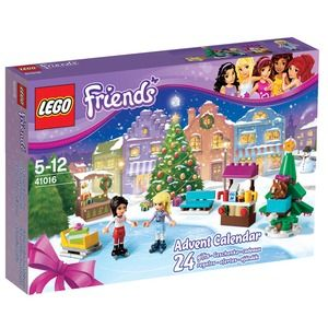 Lego Friends 41016 Calendario dell'Avvento
