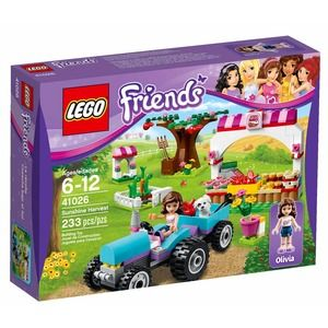 Lego Friends 41026 Raccolto Al Sole