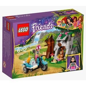 Lego Friends 41032 Pronto intervento giungla