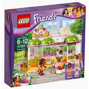 Lego Friends 41035 ll Bar dei frullati