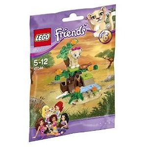 Lego Friends 41048 La Savana del Leoncino