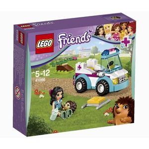 Lego Friends 41086 L'Ambulanza degli Animali