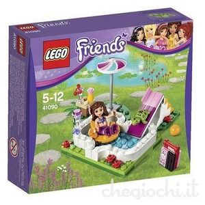 Lego Friends 41090 La Piscina di Olivia
