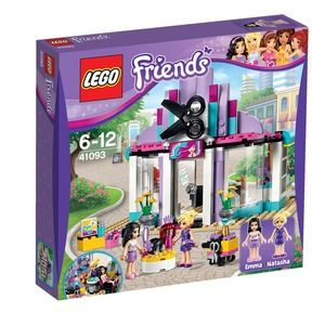 Lego Friends 41093 Il Salone di Bellezza di Heartlake