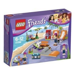 Lego Friends 41099 Skate Park di Heartlake