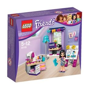 Lego Friends 41115 Il Laboratorio Creativo di Emma