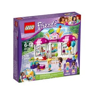 Lego Friends 41132 Il Party Shop di Heartlake