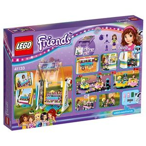 Lego Friends 41133 L'autoscontro del parco divertimenti