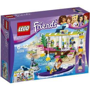 Lego Friends 41315 Il Surf Shop di Heartlake