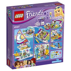 Lego Friends 41317 Il catamarano