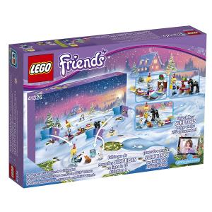 Lego Friends 41326 Calendario dell'Avvento