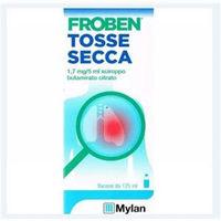 Mylan Froben tosse secca sciroppo 125ml