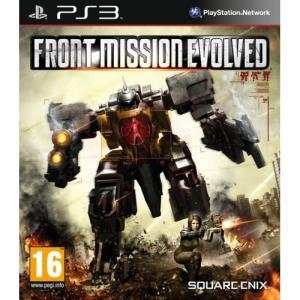 Square Enix Front Mission Evolved