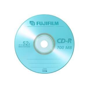 Fujifilm CD-R 80 Min. 52x (10 pcs)