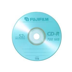 Fujifilm CD-R 80 Min. 52x (10 pcs cakebox)