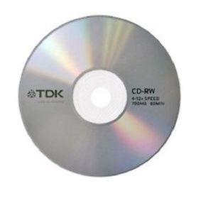 Fujifilm CD-RW 80 Min. 4x