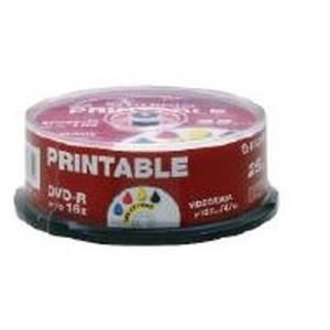 Fujifilm DVD-R 4.7 GB 16x (50 pcs cakebox) Printable