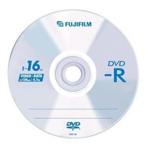 Fujifilm DVD-R 4,7 GB 16x (5 pcs) box