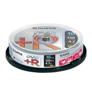 Fujifilm DVD+R 4.7 GB 25x (10 pcs cakebox)