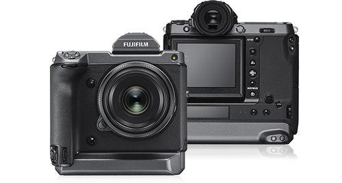 Fujifilm GFX-100