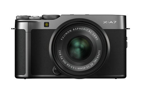 Fujifilm X -A7 + XC15-45mm