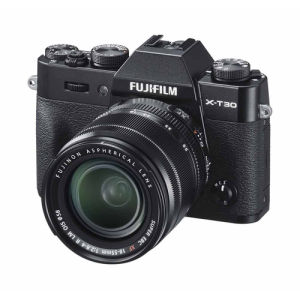 Fujifilm X -T30 + 18-55mm