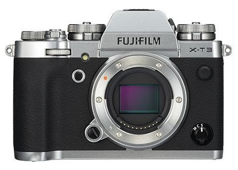 Fujifilm X-T3 Corpo