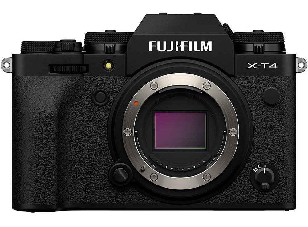 Fujifilm X-T4 Corpo