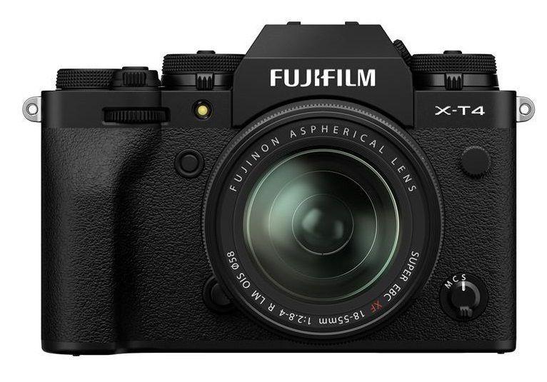 Fujifilm X-T4 + 18-55mm