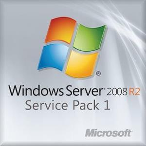 Fujitsu Microsoft Windows Server 2008 R2 Enterprise SP1