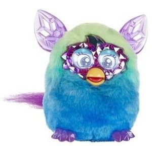 Furby Boom Crystal Green Blue