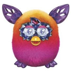 Furby Boom Crystal Orange to Pink