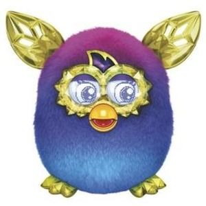 Furby Boom Crystal Purple to Blue