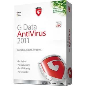 G Data AntiVirus 2011 (3 PC)