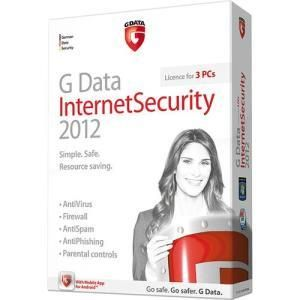 G Data InternetSecurity 2012 (3 PC)