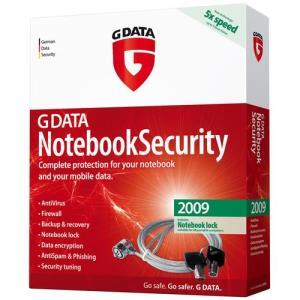 G Data NotebookSecurity 2009