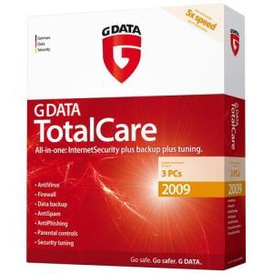 G Data TotalCare 2009 (3 PC)