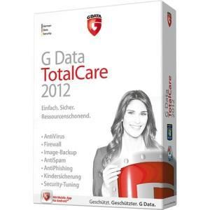 G Data TotalCare 2012 (3 PC)