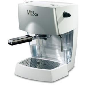 Gaggia RI8437 11 Viva Prestige Macchina Da Caffe/' Argento Alluminio