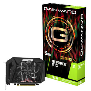 Gainward GeForce GTX 1660 Pegasus OC 6GB