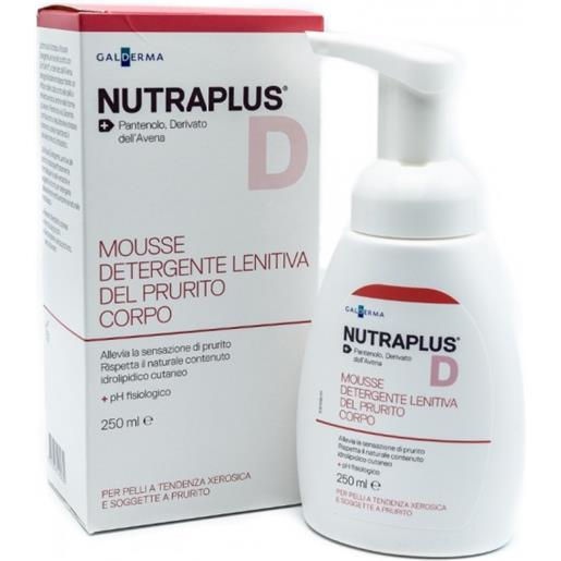 Galderma Nutraplus D Mousse Detetergente Lenitiva