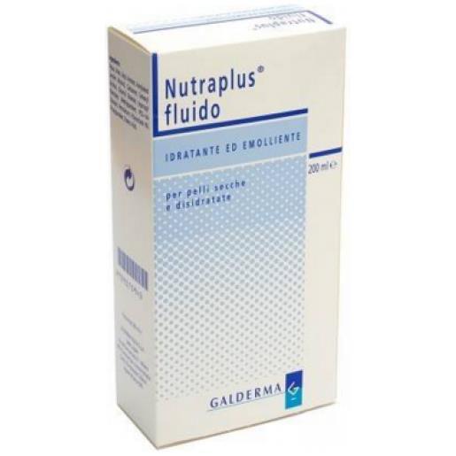 Galderma Nutraplus M Fluido Urea 200ml