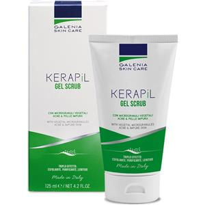 Galenia Skin Care Kerapil Gel Scrub 125ml