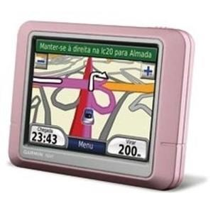 Garmin nüvi 250 Pink Limited Edition