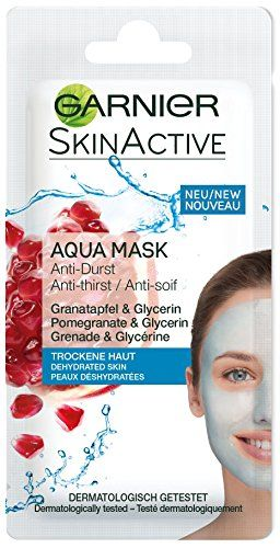 Garnier Skinactive Maschera Aqua Mask Anti-sete8ml